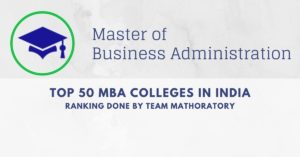 Top MBA colleges in India | Complete Guide